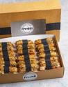 Box de 18 unidades de flautas crujientes  de ensalada de atún